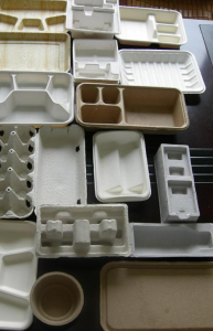pulp molded products