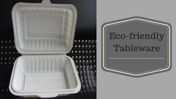 Eco-friendly Tableware